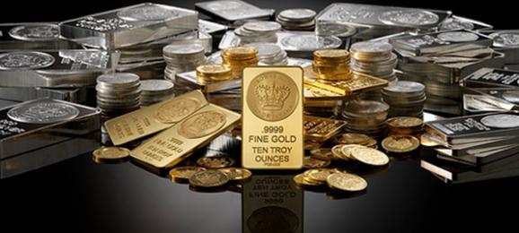 Gold lingot 1