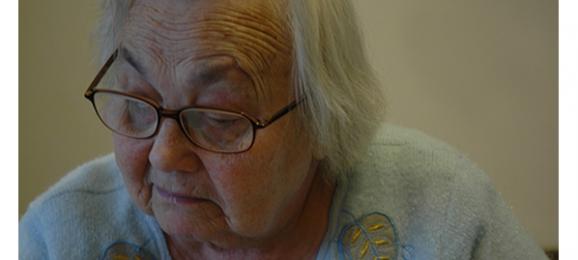 senior mamie retraite