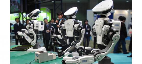 Robot nexstage