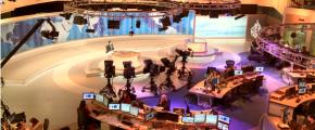 BFM TV plateau