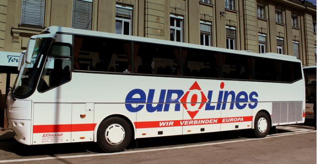 eurolines bus