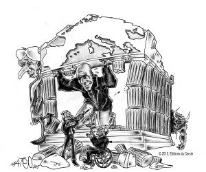 Varoufakis Illustration Europe
